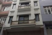 Cho thuê nhà 5 tầng, đường Nguyên Hồng, quận Đống Đa, Hà Nội
