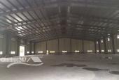 Cho thuê nhà xưởng tại Ninh Bình Yên Mô 3980m2, 5000m2, điện 900KVA, mới đẹp