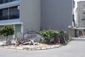 Bán đất mặt phố lô góc, khu PL Đức Giang, Long Biên vỉa hè 4m, kinh doanh sầm uất. Dt: 56.8m2, Mt: 6.9m, nở hậu.