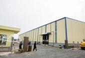 Cho thuê nhà xưởng mới 100% tại Khoái Châu Hưng Yên 1998m2, 2995m2 giá rẻ