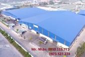 Cho thuê kho chứa hàng ở KCN Sóng Thần, Dĩ An, Bình Dương LH 0933 115 777