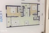 Căn hộ Luxcity 2PN, 2WC, nội thất, 70m2 lầu 2 View sát hồ bơi, mát mẻ, an toàn.