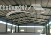Cho thuê kho, xưởng diện tích 350 m2 cạnh tại trung tâm Gia Lâm.