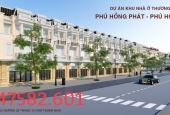 Dự Án Phú Hồng Phát Mặt Tiền Đường 22 Tháng 12 P.Thuận Giao TX Thuận An ( Phú Hồng Thịnh )