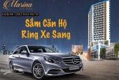 Sắm nhà sang - Trúng xe sịn Mercedes chỉ có ở Marina Suites Nha Trang