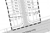 Bán đất mặt tiền Nơ Trang Long giá rẻ