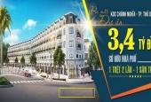 Bán nhà phố p.CHÁNH NGHĨA, trung tâm Tp. THỦ DẦU MỘT LH 0933 645 534