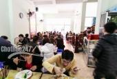 Quán ăn đông nhất Ngô Xuân Quảng, Trâu Quỳ, 8tr, kinh doanh, vỉa hè,60m2