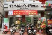 Sang nhượng cho thuê cửa hàng Nail thiết kế đẹp phố Nguyễn Khang 95 triệu trọn bộ