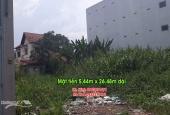 Bán nhanh, giá rẻ trước tết 143,6m2 đất ở đô thị tại Phường 6 Quận Gò Vấp, TP. HCM