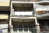 Cho thuê nhà MT Nguyễn Văn Thủ Q1-4.1x18m-5L-85tr-đường 2 chiều-nhà mới-nhận nhà ngay