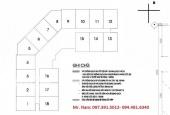 Bán suất ngoại giao suất mua căn hộ tạ dự án CT2A- Thạch Bàn chỉ từ 12,226tr/m2 liên hệ 0941973616