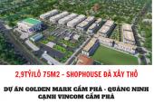 Bảng Gía Đợt 1 Dự Án Vincom Shophouse Goldlen Mark Cẩm Phả - Mặt Đường QL18