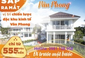 Đất nền KKT Vân Phong-nhận nền nhận sổ- xây dựng ngay