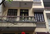 Bán gấp nhà 4 tầng mặt tiền 8m ngõ 44 Hào Nam, Đống Đa, Hà Nội