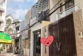 Gia đình đi nước ngoài Bán hoặc cho thuê  nhà 3 lầu , 1 hầm, 5 phòng hẻm xe hơi mới đẹp Tân Sơn Nhì , Tân Phú Giá 6 tỷ