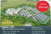 Đất nền Island Riverside mở bán đợt 1 giá 35tr/m giữ trong tháng 6