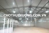 Cho thuê kho xưởng tại KCN Bình Xuyên, Vĩnh Phúc giá tốt