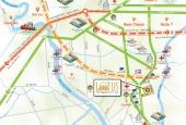Nhận booking chọn vị trí đẹp dự án Lotus New City, mặt tiền Quốc lộ 50 Cần Đước
