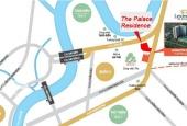 Căn hộ The Palace Residence 02 mặt tiền Mai Chí Thọ, Song Hành Quận 2 cực Hot.