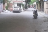 Mặt phố Kim Mã