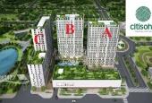 Căn hộ City Soho Q2 ngay trục chính TT Hành Chính Cát Lái đường Nguyễn Duy Trinh - Quận 2.Giá bán : 1,6 tỷ