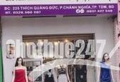 Cần Sang Shop Thời Trang Đường Thích Quảng Đức Tp Thủ Dầu, Một Bình Dương