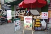 Do không có thời gian quản lý nên cần sang lại cần sang nhượng lại quán cà phê, nước ép trái cây quận Tân Phú