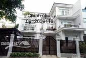 Cho thuê biệt thự tại Phú Mỹ Hưng khu vip DT 200m2 nhà đẹp giá rẻ. Chính chủ: 0912639118