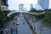 MP Quận Ba Đình, S = 1300m, MT 40m, vỉa hè 10m, Giá 310 tỷ.