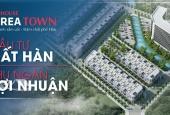 DỰ ÁN: SHOPHOUSE KOREA TOWN