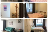 Cho thuê căn hộ 2 phòng ngủ Botanica Premier tầng trung view hướng Đông công viên Gia Định 18tr/th