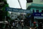 Nhà MT Chợ Trần Văn Quang, 75M2, 3 tầng 4x19m, KĐ đỉnh, Giá chỉ còn 8 tỷ
