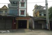 Cho thuê nhà 3 tầng mặt đường Quốc lộ 32, chợ Thụy An, Xã Thụy An, Huyện Ba Vì, Hà Nội.