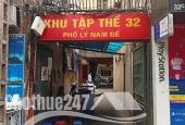 Chính chủ cần bán căn hộ phố Lý Nam Đế, trung tâm quận Hoàn Kiếm, Hà Nội.