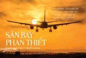 65.000/m2, 650tr/hecta, đất có sổ riêng, đón đầu Sân Bay Phan Thiết, Safari Bình Thuận