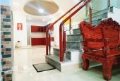Nhà Trương Hán Siêu Quận 1 ,hẻm 5met, 55m2, 3 tầng, ban công hướng nắng chống Covid19, LH 0944260400