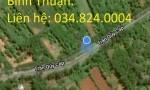Chính Chủ Cần Bán  Lô Đất Vị Trí Đắc Địa Tại Bình Thuận