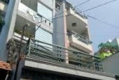 Bán nhà MT Hoàng Dư Khương thông qua CMT8. DT: 4x23m, Giá 14.5 tỷ TL