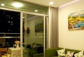 Cho thuê căn hộ vừa hoàn thiện-1PN- đầy đủ nội thất- tầng cao-giá 17tr