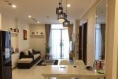 Cho thuê gấp căn Vinhomes 1PN-rộng rãi-tầng trung- thoáng mát-giá 14tr