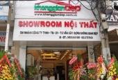 Cho thuê nhà nguyên căn mặt tiền đường Lê Quang Định, Phường 14, Quận