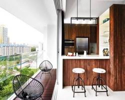 Vai trò của ban công với phong thủy căn hộ chung cư