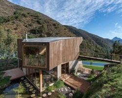 Công trình với thiết kế bảo vệ hệ sinh thái