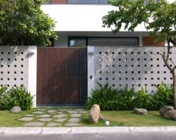 Thiết kế nhà ở đô thị theo hướng