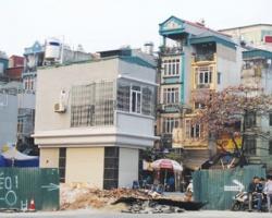 Hà Nội: 37 triệu đồng/m2 là giá bồi thường GPMB tại quận Đống Đa