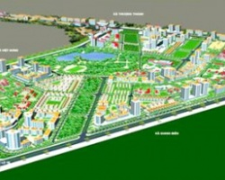 Hà Nội: Giá khởi điểm đấu giá QSDĐ tại ô CT-08A thuộc Dự án giãn dân phố cổ  thấp nhất 8,57 triệu đồng/m2