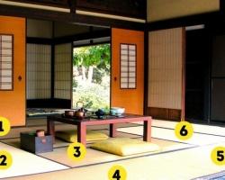 Tìm hiểu cách bày trí nhà ở của người Nhật