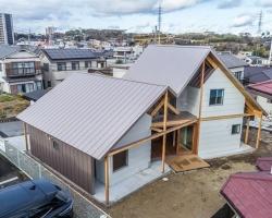Nhà gỗ xinh xắn kiểu Nhật