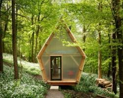 Ngôi nhà từ vật liệu tái chế